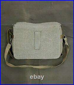Authentic Soviet Russian USSR Army Medic Bag. First Aid. Rare. Complete set! New