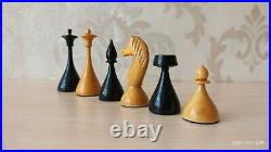 Belarusian chess set Vintage USSR chess from 1960s