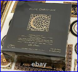 Clive Christian Private Collection C Woody Leather for MEN Gift Set NEW Sealed