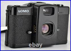 EXC! NEVER USED! LOMOGRAPHY! USSR LOMO COMPACT LC-A camera+BATTERIES, FULL SET