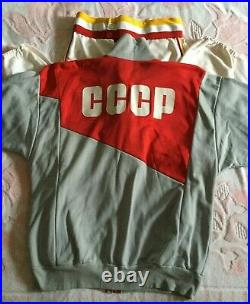 Game Used Worn 1990 Goodwill Games Cccp Ussr Soviet Union Russia Baseball Set