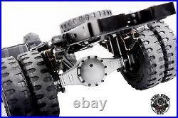 Kingkong RC 1/12 Scale Soviet ZIS-150/CA10 4x2 Truck with Metal Chassis KIT Set