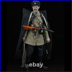 Marsdivine 1/6 WWII Soviet Cossack cavalry Set Without Body Eastern Front Figure