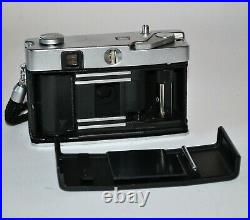 NEAR EXC! RUSSIAN USSR FED MICRON MOSCOW 80' OLYMPICS camera, BOXED SET (3)
