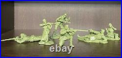 PLASTIC PLATOON Complete collection of Soviet soldiers 5 sets 132