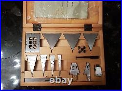 Precision Angle Gauge Block Set ACCESSORIES Grade 1 Made in USSR! NEW
