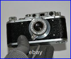RUSSIAN USSR ZORKI 1 camera + TUBE INDUSTAR-22 lens, BOXED SET, SERVICED (4)
