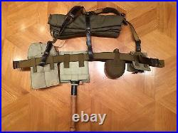 USSR Afghan War/Warsaw Pact Chest Rig (RPS) Full Set from 80's
