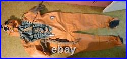 USSR Diving Suit NOS Not Used Full Set SGP-K-1. +foot weights